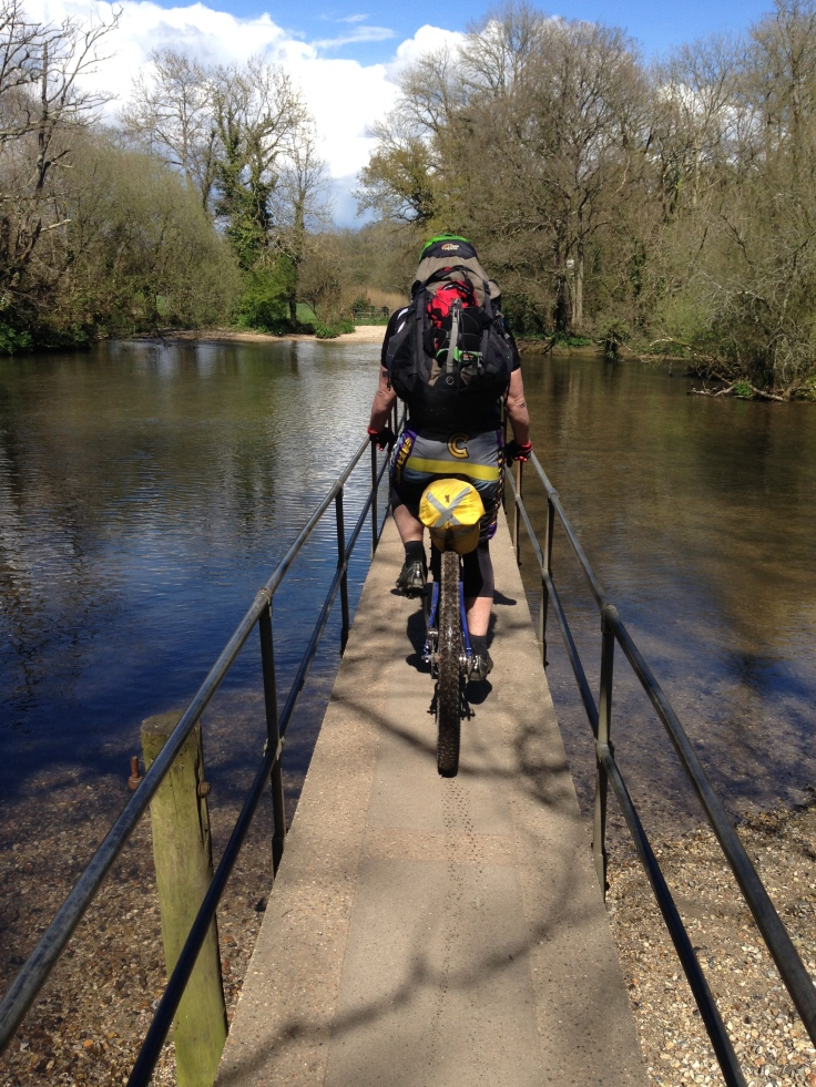 Dorset Gravel Dash River Crossing